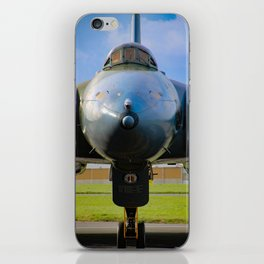 nose of the vulcan iPhone Skin