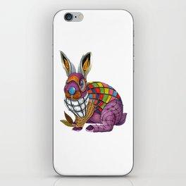 Steampunk Bunny Rabbit iPhone Skin