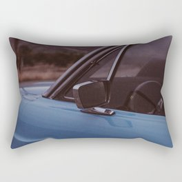 Diver's Side Rectangular Pillow