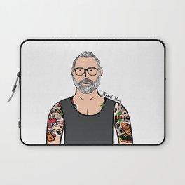 Beard Boy: Brock Laptop Sleeve