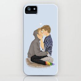 even x isak iPhone Case