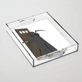 Dead Ringer Acrylic Tray