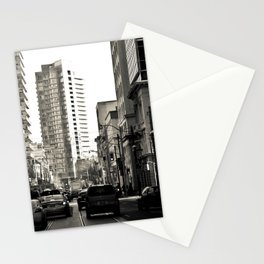 Traffic Stationery Cards