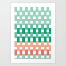 Veeka II Art Print