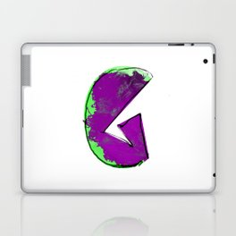 G letter Laptop & iPad Skin