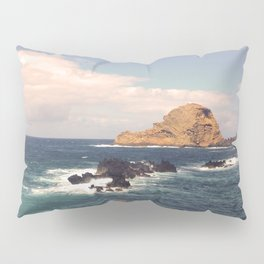 Sea Rocks In The Atlantic Ocean Pillow Sham