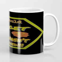 Don't Forget Your Head Coffee Mug