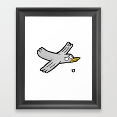 003_bird Framed Art Print