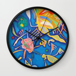 Groupement - Digital Remastered Edition Wall Clock