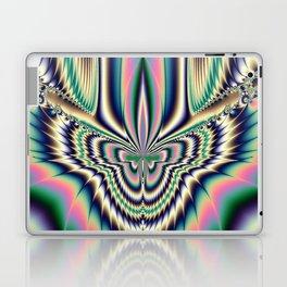 Fractal Moth Laptop & iPad Skin