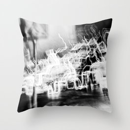 Lund In Motion 3 Throw Pillow
