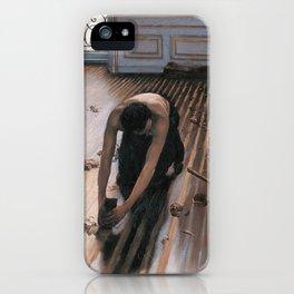 The Floor Scrapers iPhone Case