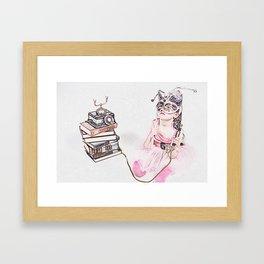 My Untold Fairy-Tales Series (2 0f 3) Framed Art Print
