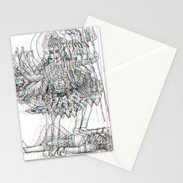 Kali Ma Stationery Cards