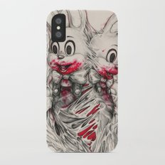robbie robbie iPhone X Slim Case