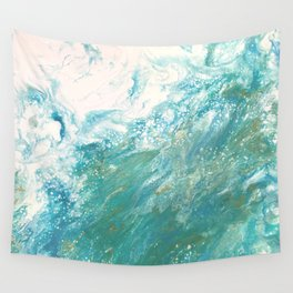 Atlantis Revisited Wall Tapestry