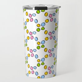 Circle and abstraction 3-,abstract,geometric,geometrical,circle,sphere Travel Mug