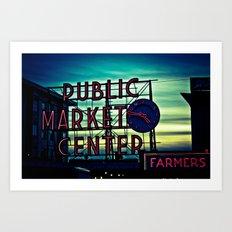 PMC Art Print