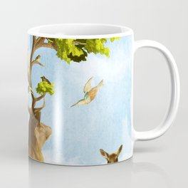 The Forest of Songs Coffee Mug