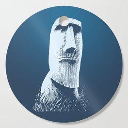 Moai #1 Cutting Board