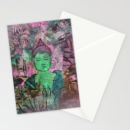 Queer Buddha ~ Truth II Stationery Cards