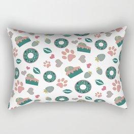 Piece of Cake 3 Rectangular Pillow