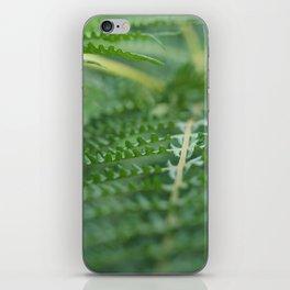 Serene Green iPhone Skin