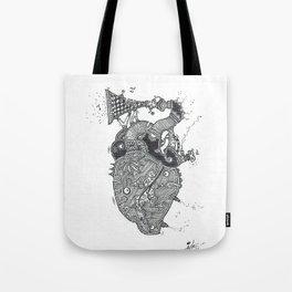 Emotional Sound Tote Bag
