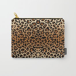 leopard pattern Carry-All Pouch