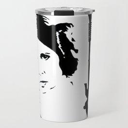 Rebel Princess Travel Mug