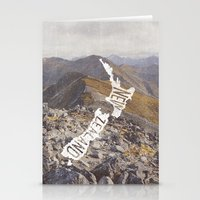 new zealand Stationery Cards featuring NEW ZEALAND by cabin supply co