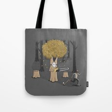 Deforest this Tote Bag