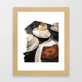 Bakehouse Framed Art Print