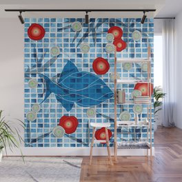 By The Pool !! Wall Mural