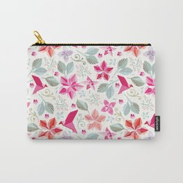 Nature unfolded Carry-All Pouch