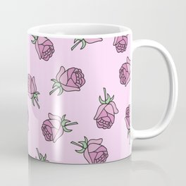 Moses supposes his toeses are Roses Coffee Mug