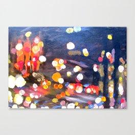 Unconsciousness Canvas Print