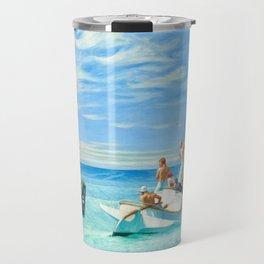 Ground Swell, 1939 by Edward Hopper Travel Mug