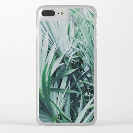 Paradise 01 Clear iPhone Case