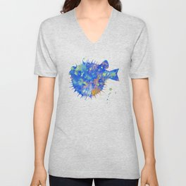 Blowfish Unisex V-Neck