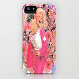Dolly Parton Saint Dolly iPhone Case