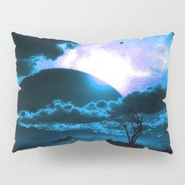 The Blue Planet Pillow Sham
