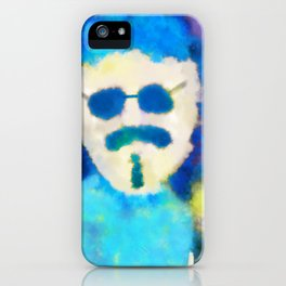 Only Good Vibes iPhone Case