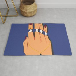 Deadly Touch Rug