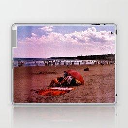 ogunquit beach Laptop & iPad Skin