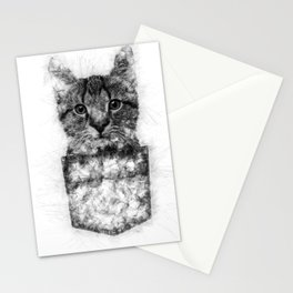 MEAW Stationery Cards