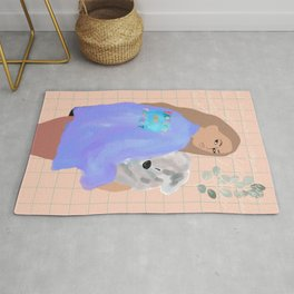 Protect our planet Rug