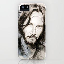 Sad Keanu iPhone Case