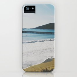 Avila Beach, CA iPhone Case