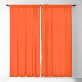 Marmalade Vibrant Orange Blackout Curtain
